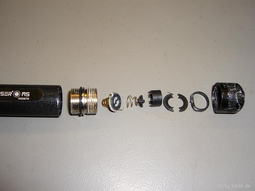 led lenser ersatzteile