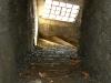 Ecke im Tunnel - hier beginnt der Betontunnel