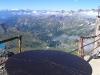 Blick ins Tal mit Panoramaplatte