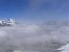 Die Wolken kommen