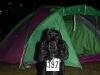 Nummer 397, grünes Zelt!