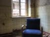 Der blaue Sessel