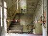 Treppenhaus gesperrt