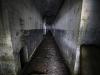 Tief im Bunker - Gang in der Maginotlinie