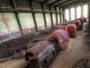 Industrieruine - Generatorhalle