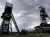 Kohlebergbau - Fördertürme