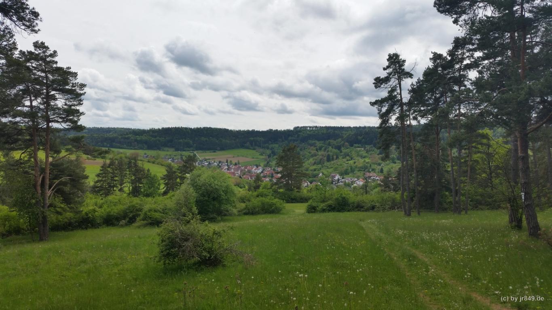013 Gäurandweg - Ausblick
