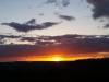 033 Gäurandweg - Sonnenuntergang