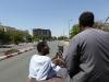 Wilde Fahrt durch Assuan