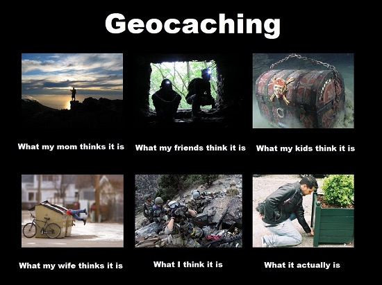 What is Geocaching - Was ist Geocaching