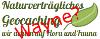 Logo Naturverträgliches Geocaching