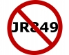 JR849 locked