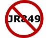 JR849 locked