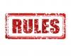 Rules - Regeln