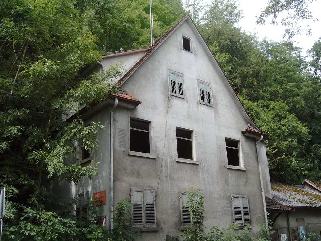 Das verlassene Haus #1