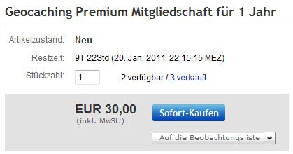 Ebay Premium Member