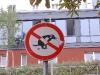 Schilderfund in Stuttgart