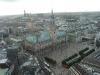 Blick auf das Hamburger Rathaus